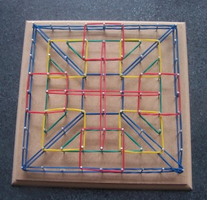Geoboard Finished Product